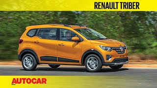 Download Renault Triber - Compact 7-seater | Preview & First Look | Autocar India Video