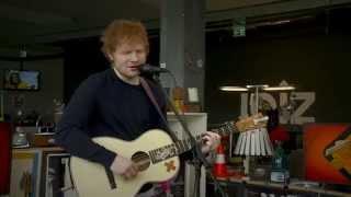 Ed Sheeran - I'm A Mess (Live at joiz)