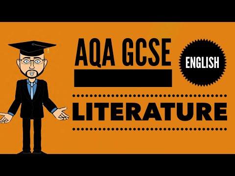 2017 GCSE Literature Paper 1 Section B: 19th Century Novel