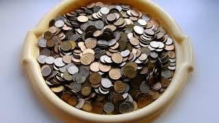 Монеты рубли 1991-1998