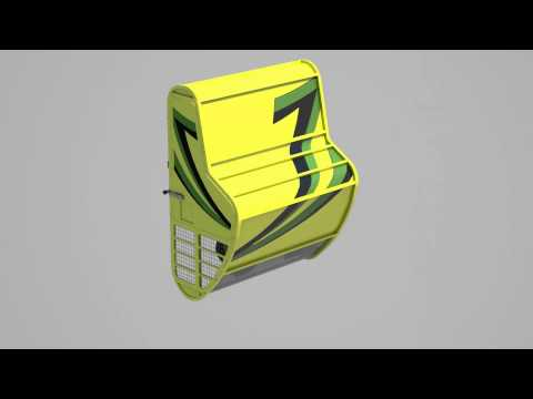ZIPPER Open Seat - Preliminary Design