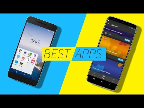 Top 10 Best Android Apps - July 2017