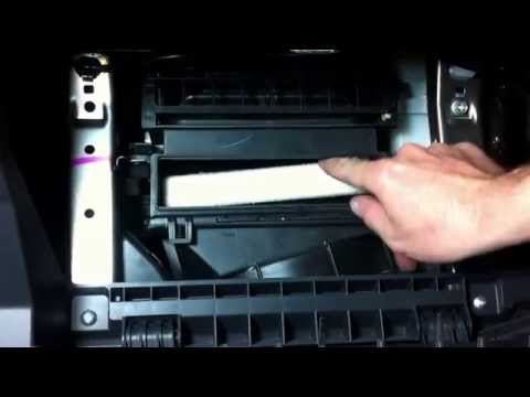 Suzuki Swift. How to Cabin Air Filter replacement.