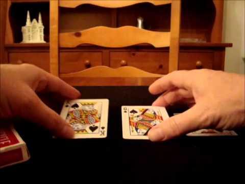 Presto Prediction card trick