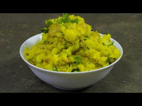 Potato Masala for Dosa and Idli