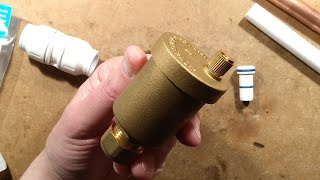 Download Inside a bottle air vent and plumbing ramble. (No electronics whatsoever.) Video