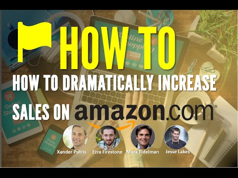 How to Dramatically Increase Sales on Amazon