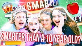 Are You Smarter Than A 10 Year Old Pie Challenge Lovevie