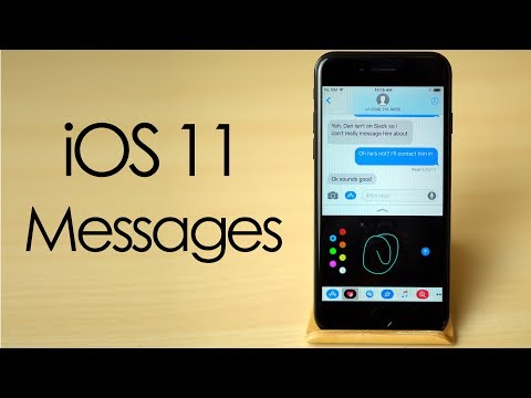 How to use new Messages features on iPhone!