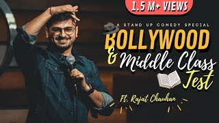 Bollywood & Middle Class Test   Stand Up Comedy By Rajat Chauhan (20th Video)