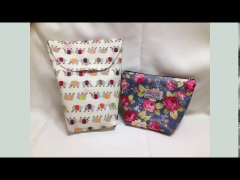 Shine Sewing Tutorial Diaper Bag Pouch