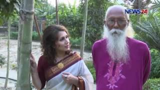 Je Jole Aagun Jole - Samia Rahman with Nirmalendu Goon(যে জলে আগুন জ্বলে - নির্মলেন্দু গুণ)on News24