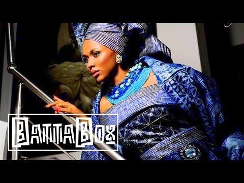 How to make Nigeria's BEAUTIFUL Traditional Cloth