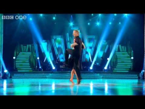 Semi Final: Darcey Bussell's Jive
