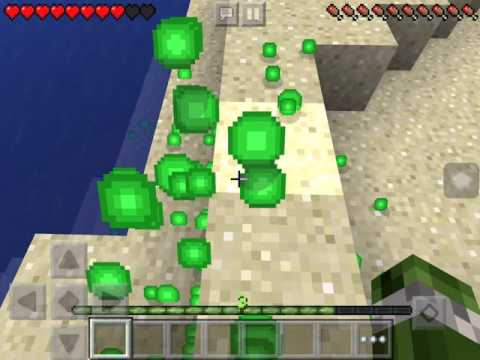 minecraft pe bottle o' enchanting levels