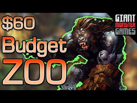 Budget Magic Deck Tech - Green Red Zoo - $60 - Modern