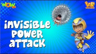 Invisible Power Attack - Vir : The Robot Boy WITH ENGLISH, SPANISH & FRENCH SUBTITLES