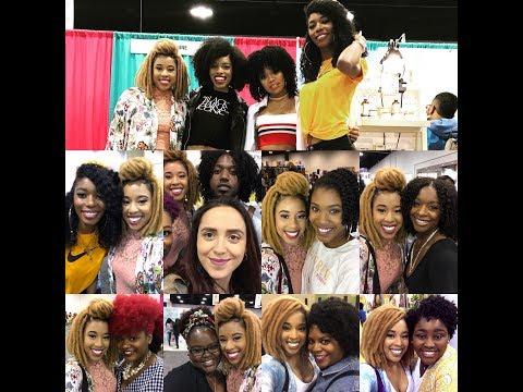 Natural Hair Show Vlog