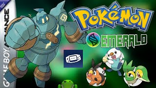 Pokemon Voces Celestiales Para Android Hackrom My Boy Gba Pc