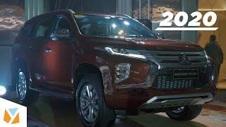 2020 Mitsubishi Montero Sport: Quick Look