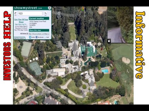 Better Than Using Google Earth?  [Investors Help (fun)]