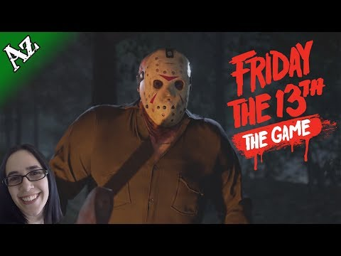 Friday the 13th: The Game (Stream #2)