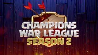 Clash of Clans - Champions War League Season 2 - Finals Recap