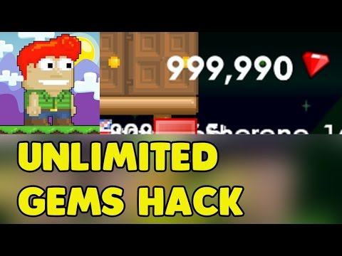Growtopia Hack (iOS & Android) – Growtopia Free Gems Cheat