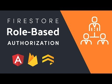 Role-Based Authorization with Firestore