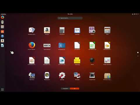 First Look at Ubuntu 17.10