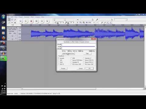 Fatten Up Clean Guitars in Audacity - Free Recording Software - Tutorial