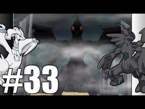 Pokemon Black & White Walkthrough - Episode 33: Dragonspiral Infiltration! Zekrom Emerges! 'HD'