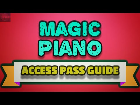 Magic Piano - Tips and Tricks to get Free All Access Pass - Using Reward Apps !