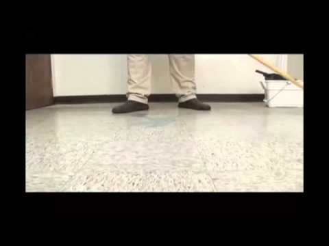 How to Strip and Refinish Hard Floors Demo