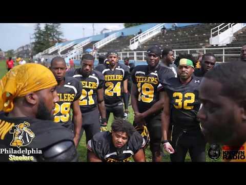 North Philly Cowboys vs. Philadelphia Steelers Week 4  Semi Pro Football IFL