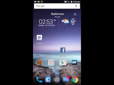 Free hotspot on any boost mobile Android no root