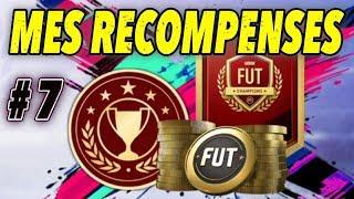 🔴 LIVE FIFA 19 🔴 MES RÉCOMPENSES DIVISION RIVALS & FUT CHAMPION