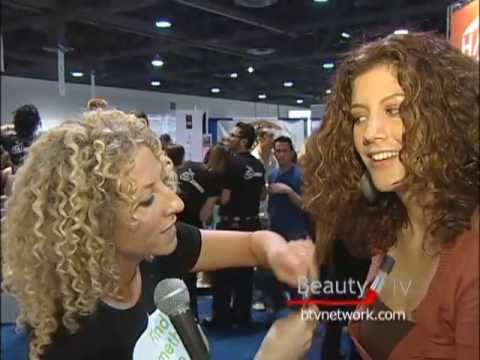 How to Cut Curly Hair with Deva Curl | Beauty TV