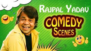 Rajpal Yadav Comedy Scenes  {HD} (Part 2) - Top Comedy Scenes - Weekend Comedy Special