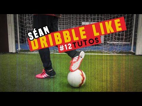 #12 How to Dribble like me /Football skills / TRIANGLE MOVE @seanfreestyle Séan Garnier