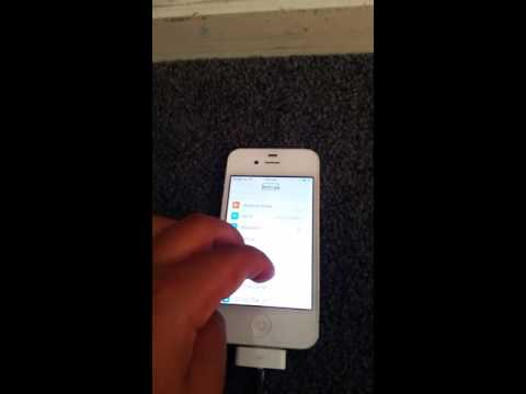 How to turn off voice iphone 4