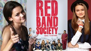 CIARA BRAVO TALKS CELEB STYLE CRUSH! + RED BAND SOCIETY!