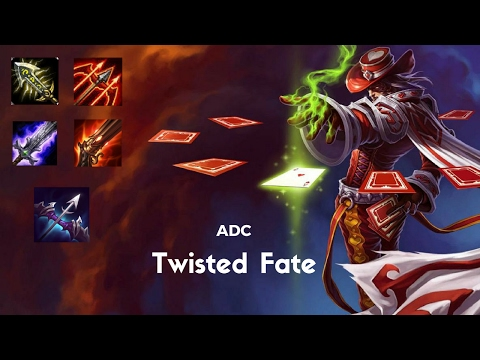 ADC - Twisted Fate