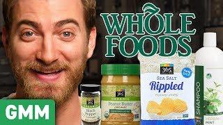 Whole Foods Brand Taste Test
