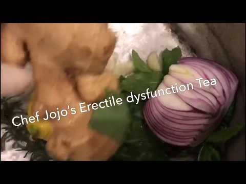Erectyle Dysfunction Tea The Haitian way
