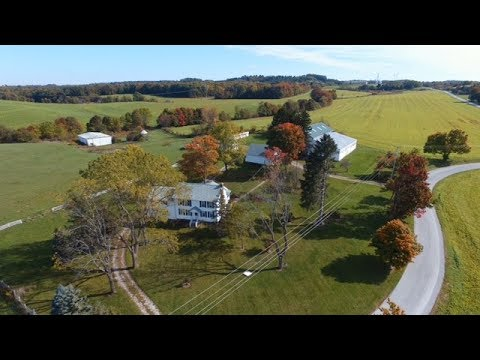 Nice 187+ Acre Farm – Picturesque Setting