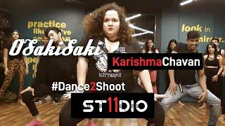 Karishma Chavan Choreography | Batla House: O SAKI SAKI Video | Nora Fatehi | Bollywood