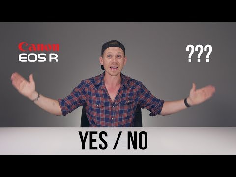 Canon EOS R MIRRORLESS camera preview - Missing this IMPORTANT FEATURE, really?