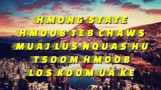 Hmong state - hmoob teb chaws nqua hu tsoom hmoob thoob ntuj