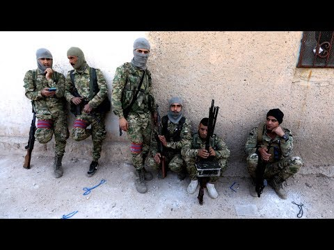 Xxx Mp4 Kurdish Forces Bring In Syrian Troops To Fight Turkey 3gp Sex